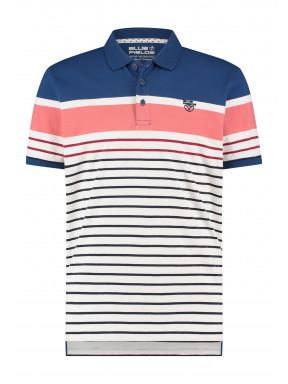 Cotton-poloshirt-with-stripes