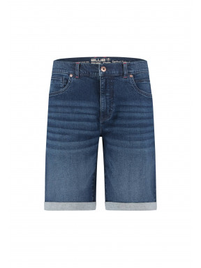 Stretch-short-denim