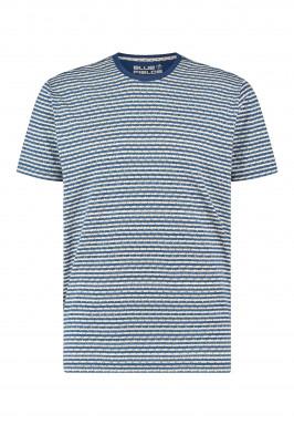 Regular-fit-t-shirt-met-ronde-hals