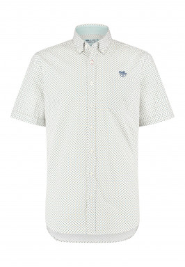 Short-sleeve-shirt-with-stretch