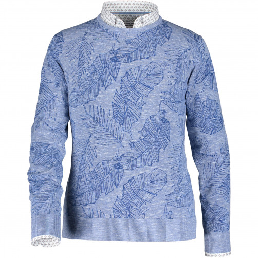 Cotton-pullover-fancy