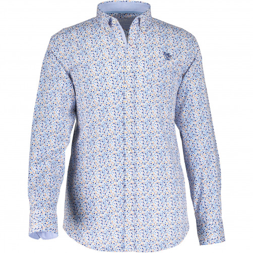 Poplin-overhemd-van-katoen