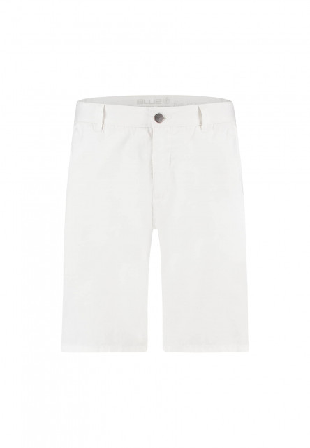 Shorts-with-regular-fit---white-plain