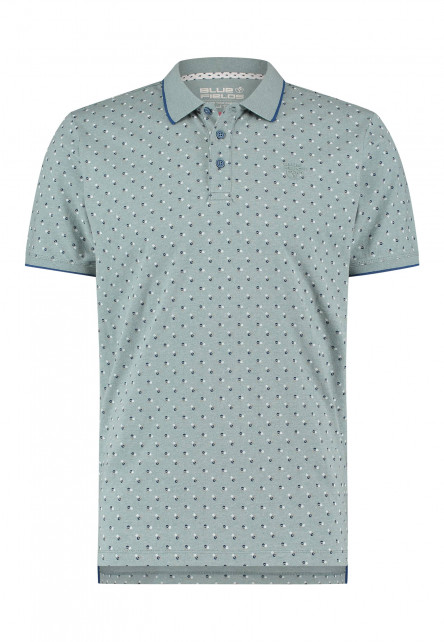 Poloshirt-with-an-all-over-print