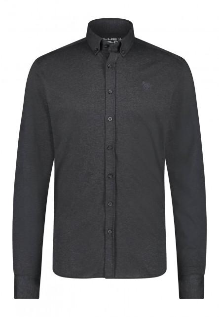 Shirt-Plain---dark-anthracite-plain